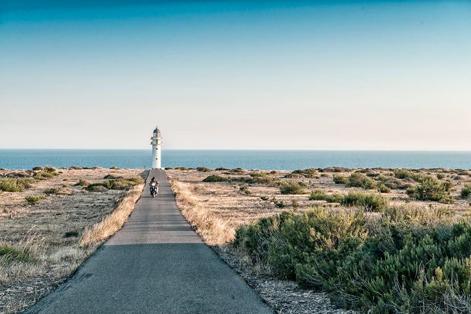 sitios bonitos en Ibiza
