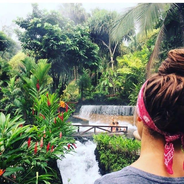 ¿Dónde queda Tabacón en Costa Rica?