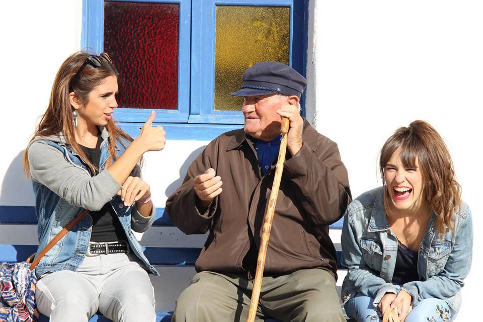 Viajeras con B en Mykonos