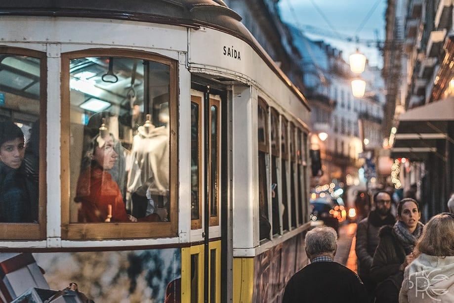 Cuánto cuesta el Tranvía de Lisboa