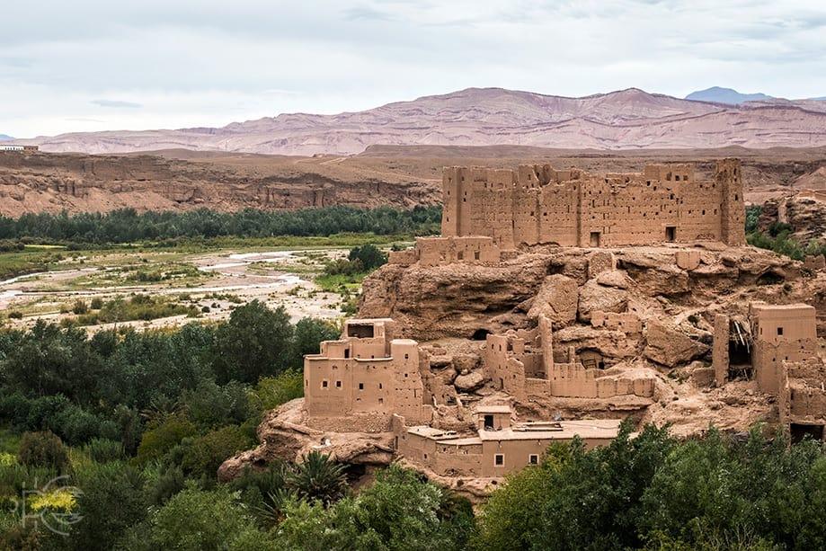 kasbah cerca de marrakech