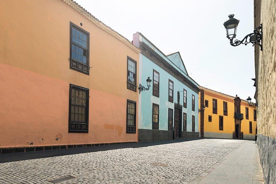 calle La Carrera