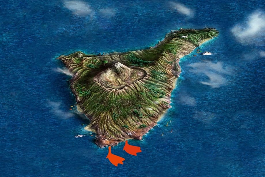 San Cristóbal de La Laguna Mapa