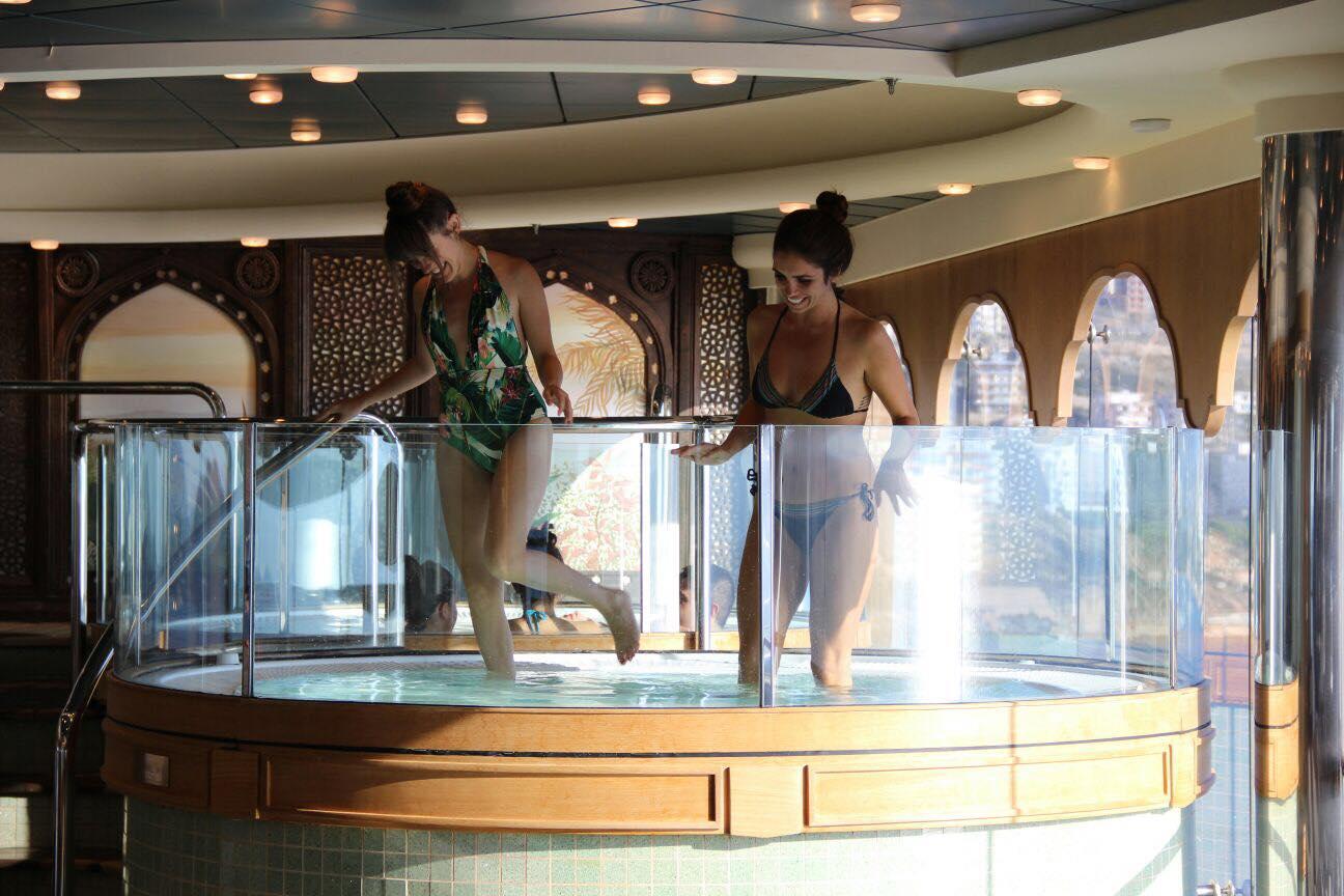 Vacaciones en crucero MSC | Rojo Cangrejo blog de viajes
