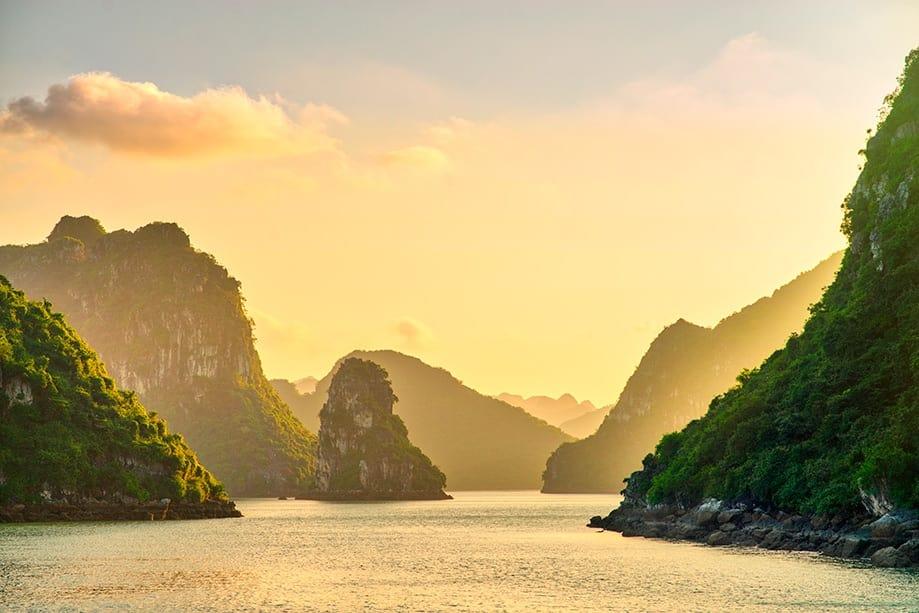 Halong bay qué hacer | Rojo Cangrejo blog de viajes
