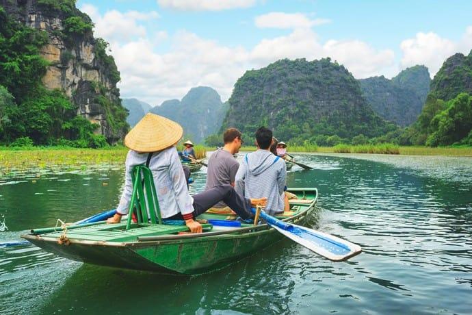 Qué ver y hacer en la bahía de Halong | Rojo Cangrejo blog de viajes