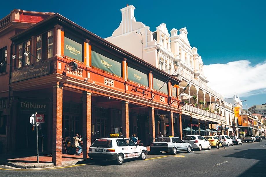 Long street en Ciudad del Cabo | Rojo Cangrejo Blog de viajes