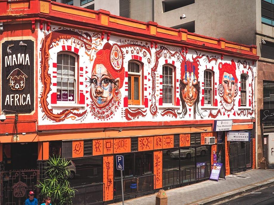 Dónde comer en Ciudad del Cabo | Rojo Cangrejo Blog de viajes