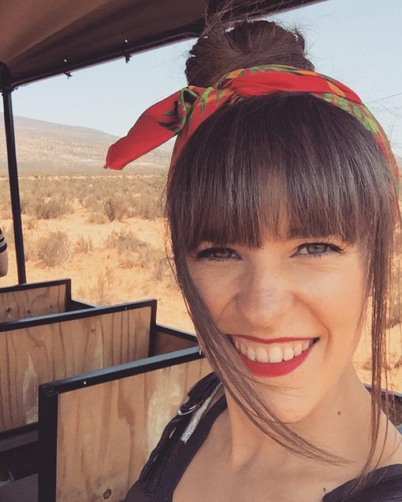 Safari en Sudáfrica | Rojo Cangrejo Blog de viajes