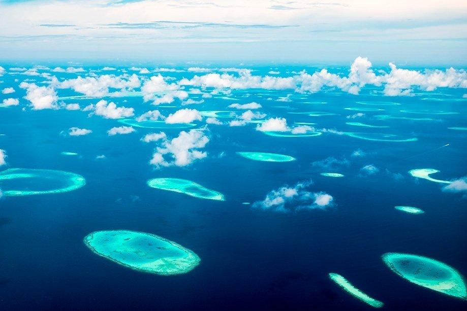 Maldivas mejores islas | Rojo Cangrejo Blog de viajes