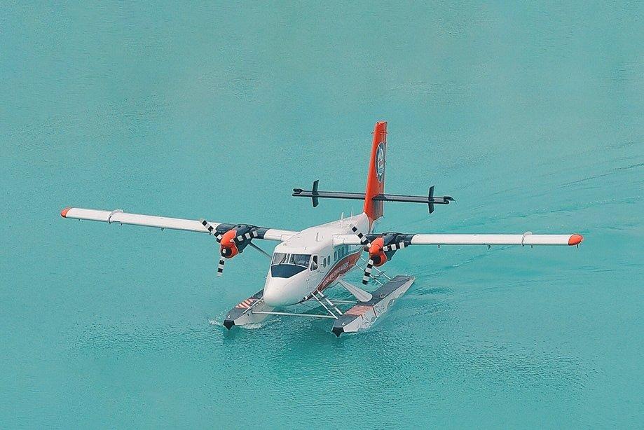 Hidroavión Maldivas | Rojo Cangrejo Blog de viajes
