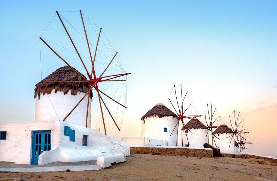 Mykonos cómo llegar | Rojo Cangrejo Blog de viajes