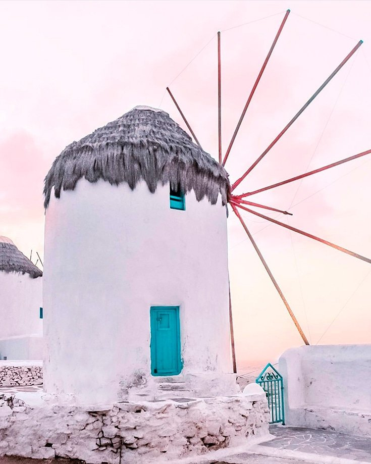mykonos fotos | Rojo Cangrejo Blog de viajes