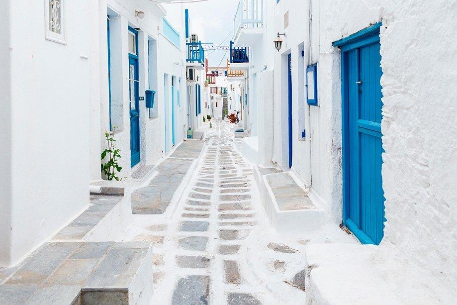 Cómo llegar a Mykonos desde España? | Rojo Cangrejo Blog de viajes