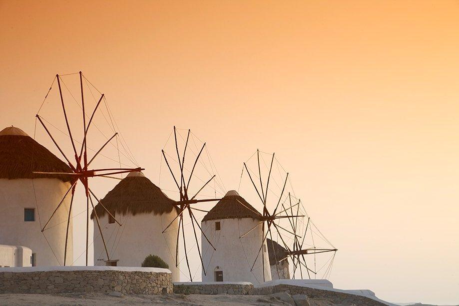 ¿Cómo moverte por Mykonos? | Rojo Cangrejo Blog de viajes