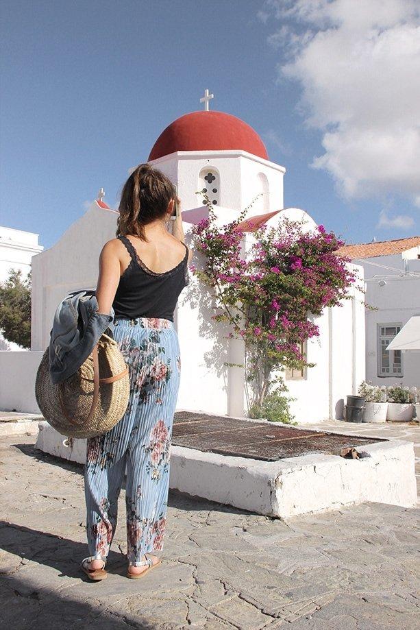 Qué hacer en Mykonos en un día | Rojo Cangrejo Blog de viajes