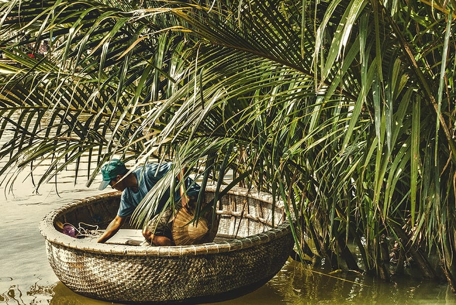 Cua Dai en Vietnam | Rojo Cangrejo Blog de viajes