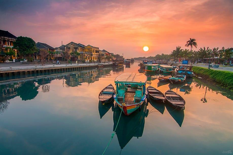 ¿Qué tiempo hace en Hoi An? | Rojo Cangrejo Blog de viajes