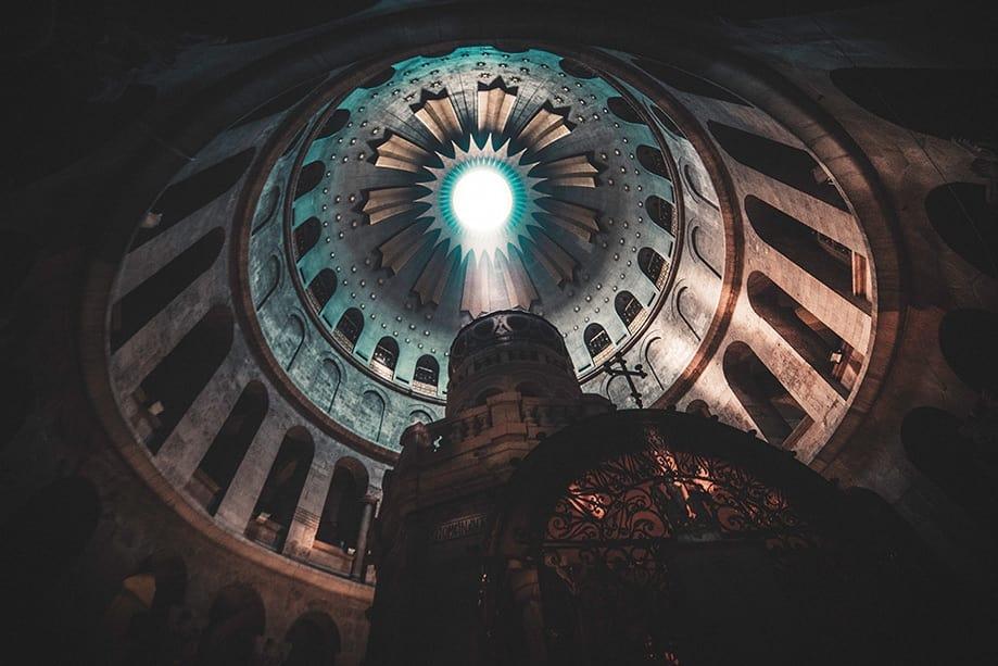Basílica Santo Sepulcro | Rojo Cangrejo Blog de viajes