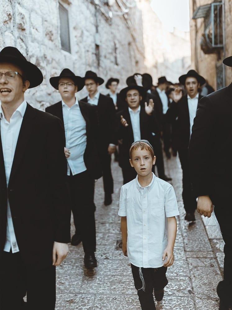 Barrio judío de la Ciudad Vieja | Rojo Cangrejo Blog de viajes