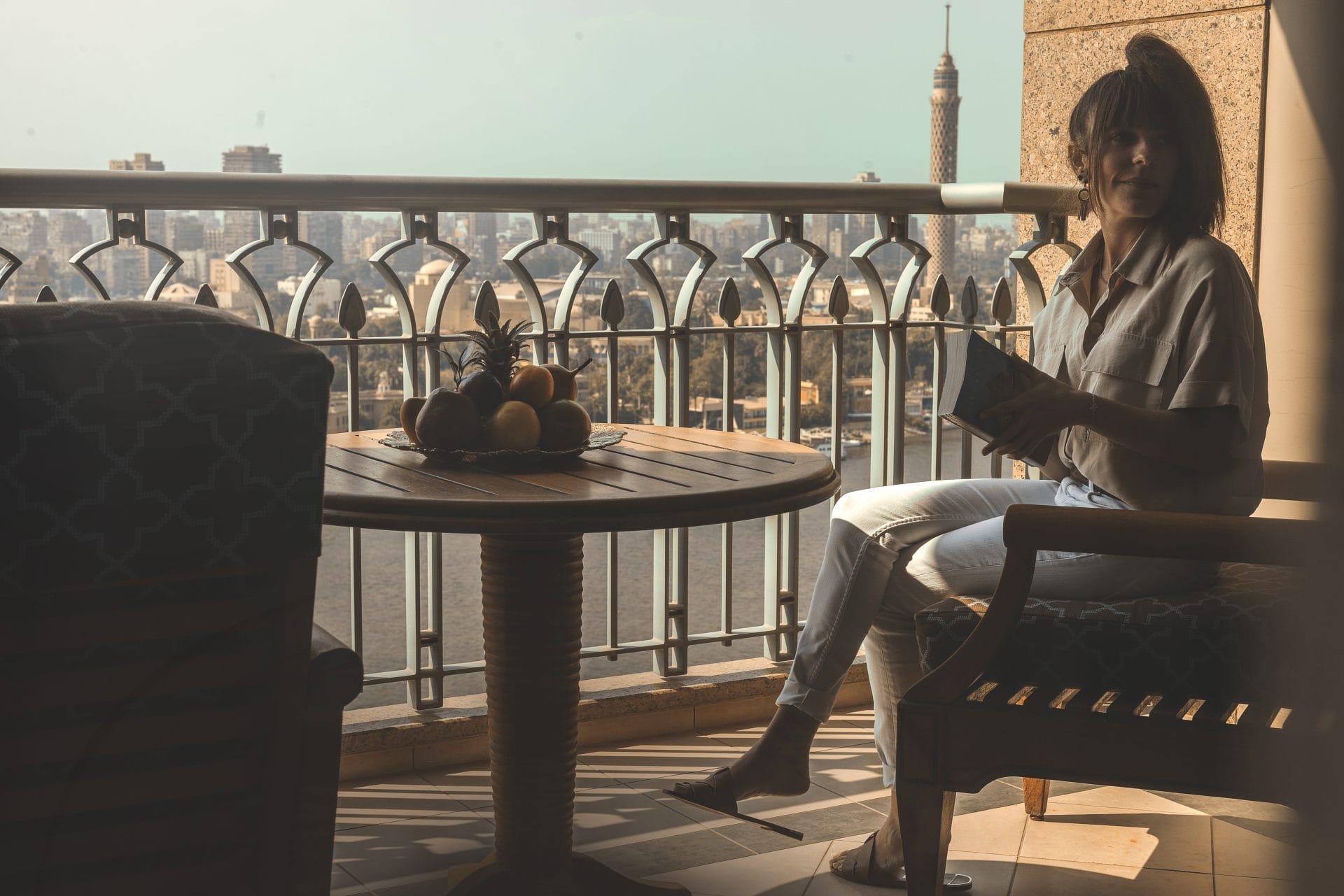 Hotel Boutique en El Cairo | Rojo Cangrejo Blog de viajes