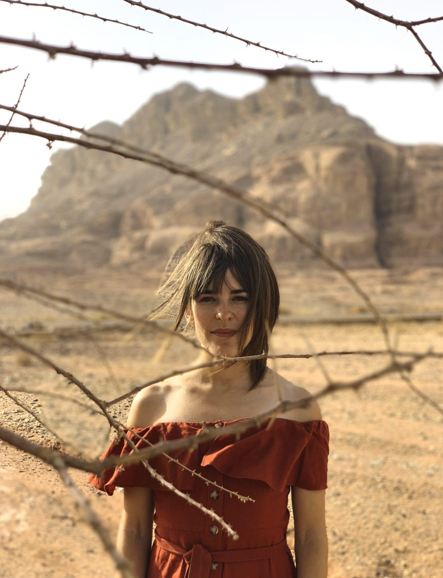 imágenes del desierto del neguev | Rojo Cangrejo