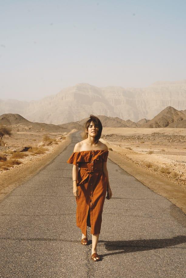 Ciudades Nabateas de Israel | Rojo Cangrejo