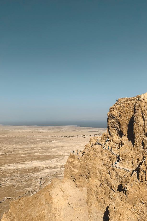 qué ocurrió en Masada | Rojo Cangrejo