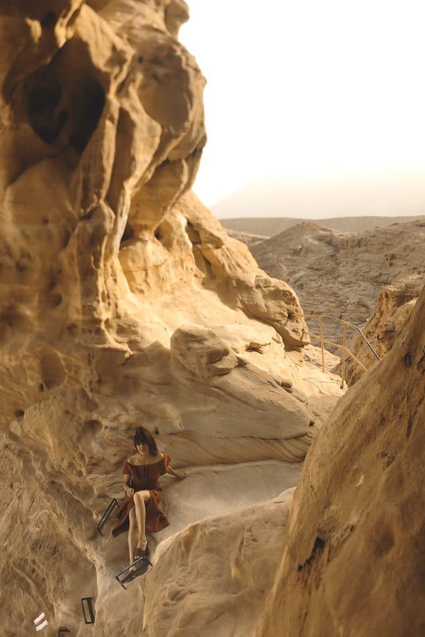 ruta del incienso – ciudades del desierto del Néguev | Rojo Cangrejo