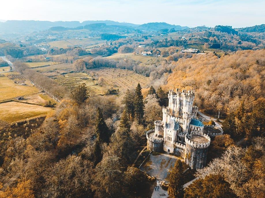 Castillo de Butrón | Rojo Cangrejo Blog de Viajes