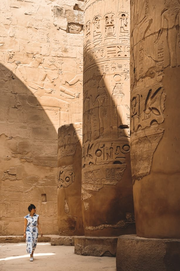 viajar a egipto sin agencia | Rojo Cangrejo Blog de Viajes