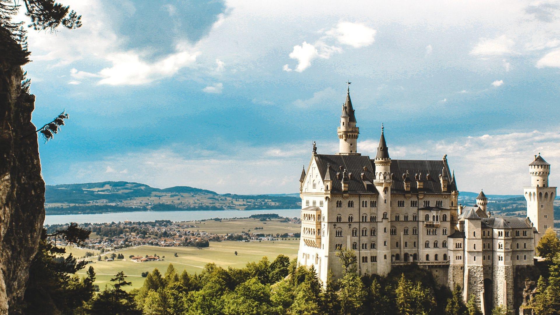 Castillo de Neuschwanstein | Rojo Cangrejo Blog de Viajes
