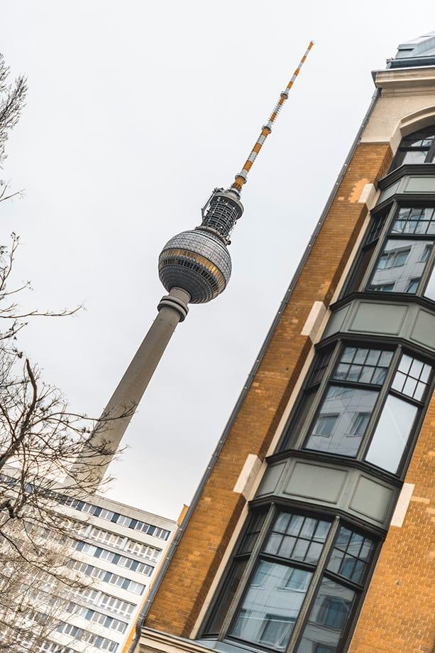 dónde dormir en Berlín céntrico | Rojo Cangrejo Blog de Viajes