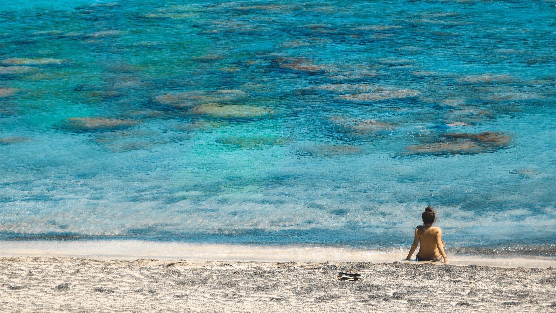 Elafonisi en Creta | Rojo Cangrejo Blog de Viajes