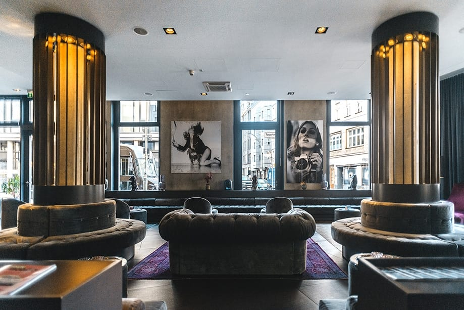 hotel Berlín boutique | Rojo Cangrejo Blog de Viajes
