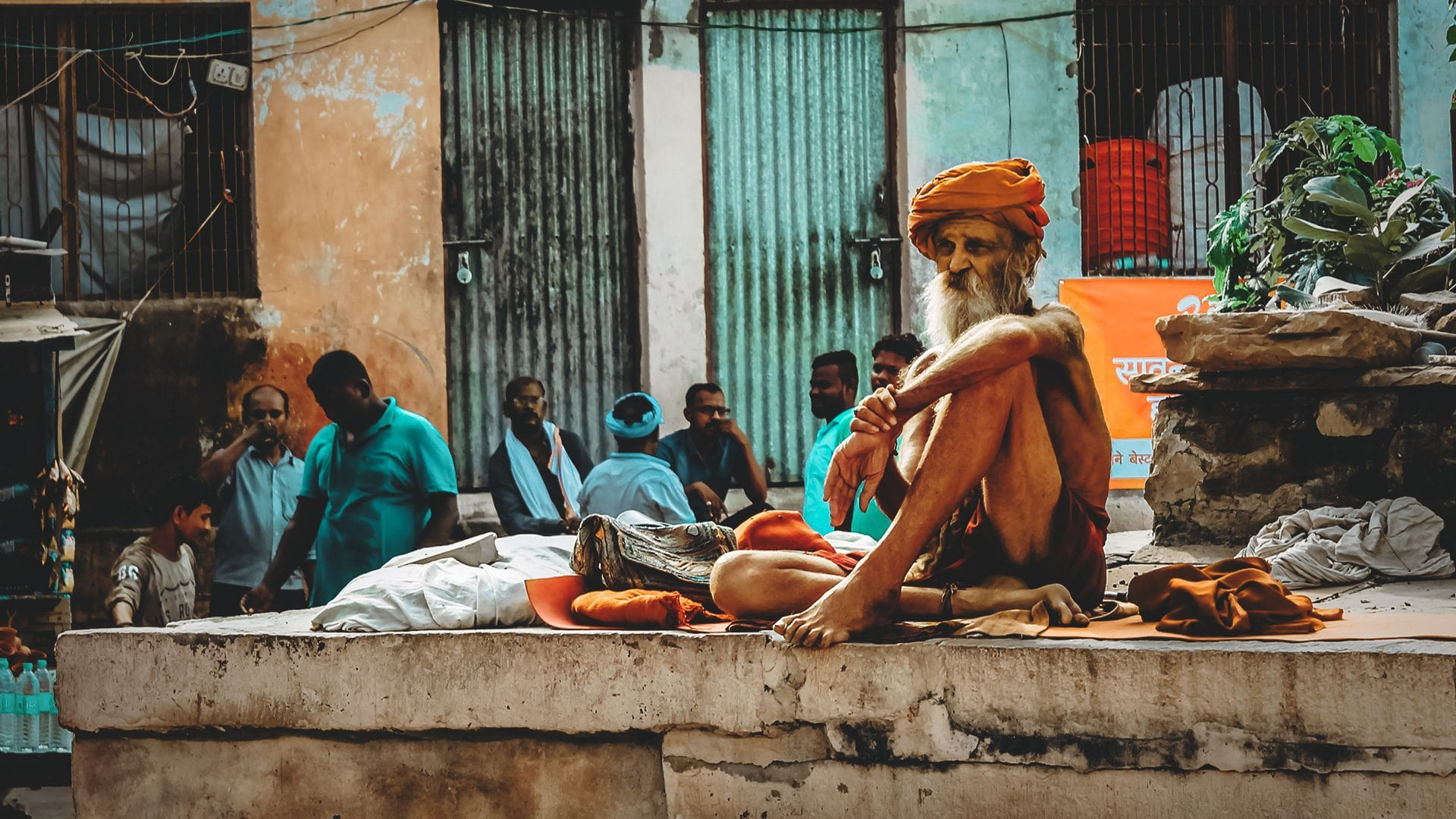 Manikarnika Ghat de Varanasi | Rojo Cangrejo Blog de Viajes