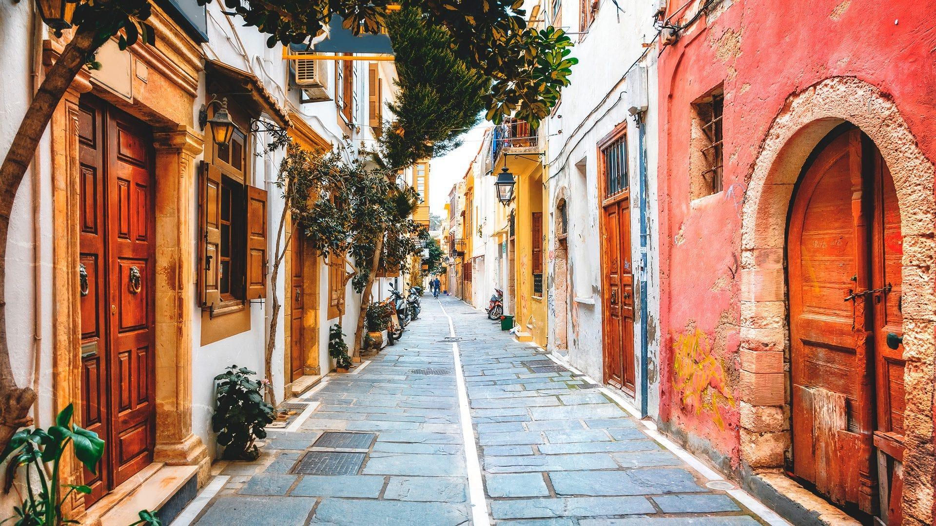 Qué ver en Rethymno en Creta | Rojo Cangrejo Blog de Viajes