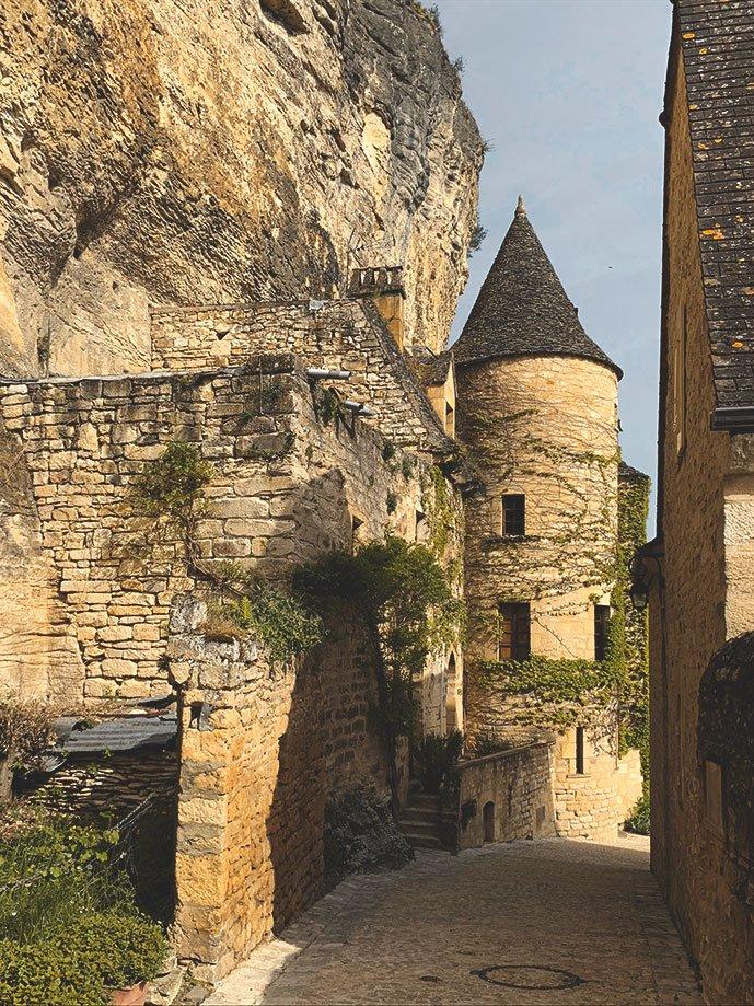 pueblos con encanto del Périgord | Rojo Cangrejo Blog de Viajes