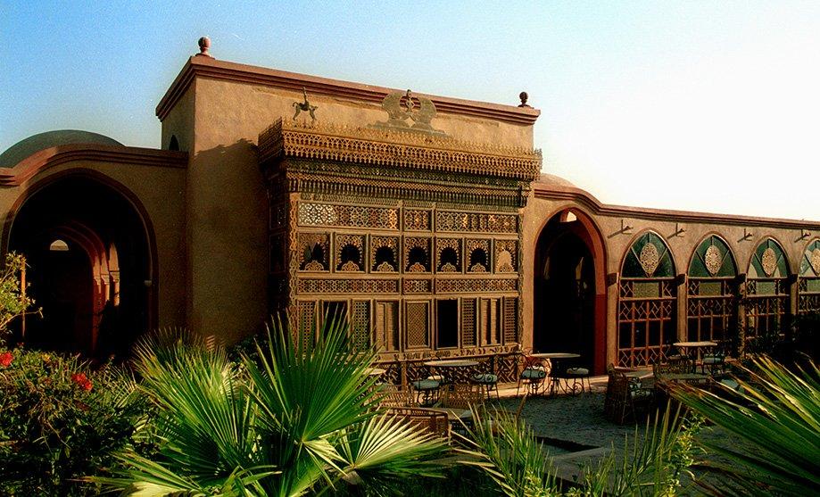 Hotel Al Moudira en Luxor | Rojo Cangrejo Blog de Viajes