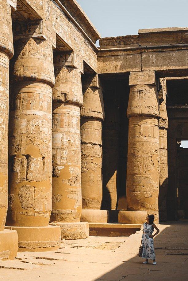 Dónde dormir en Luxor | Rojo Cangrejo Blog de Viajes