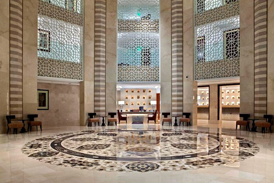 Hotel Hilton en Luxor | Rojo Cangrejo Blog de Viajes