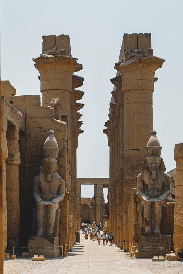 Cuándo visitar el Templo de Luxor | Rojo Cangrejo Blog de Viajes