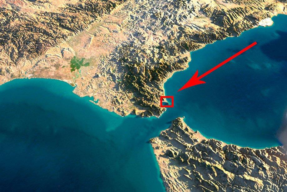 Gibraltar dónde está | Rojo Cangrejo Blog de Viajes