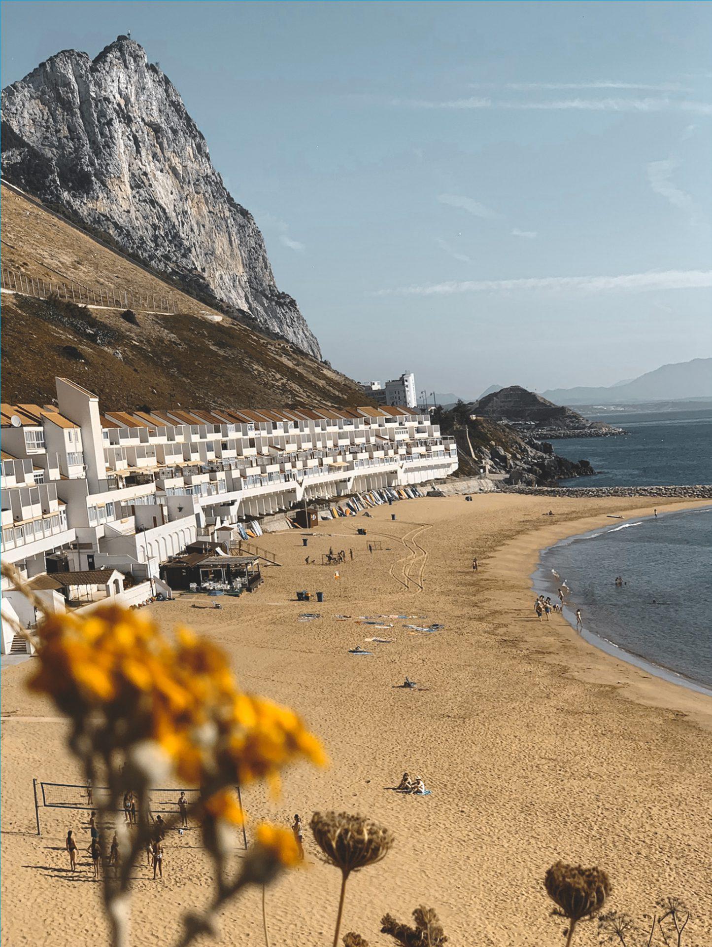 Playas Gibraltar | Rojo Cangrejo Blog de Viajes