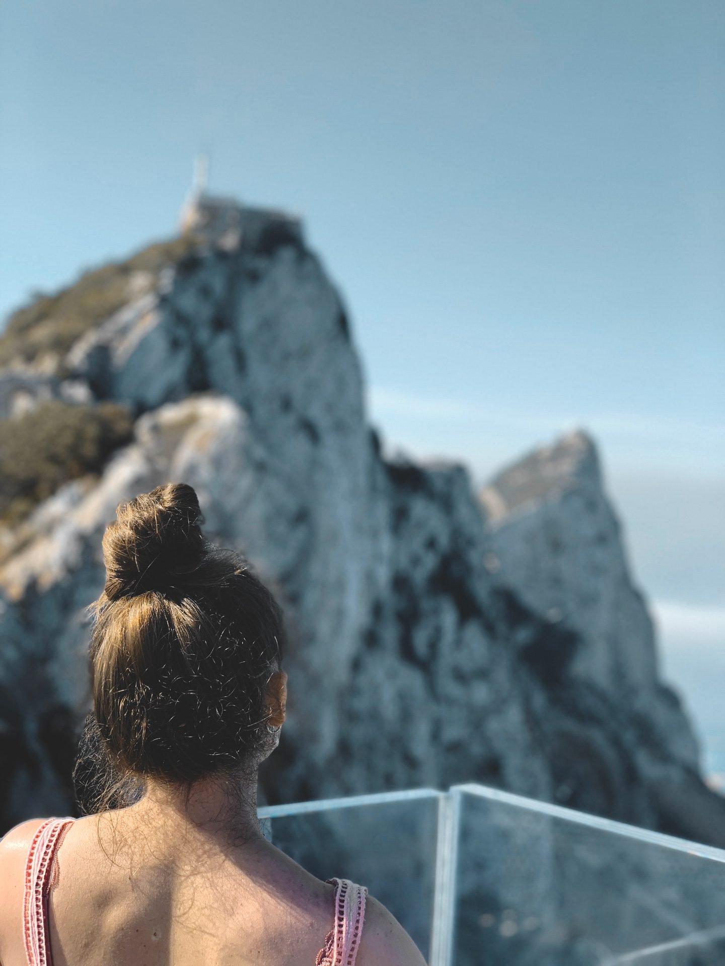 Cómo subir al peñón de Gibraltar | Rojo Cangrejo Blog de Viajes