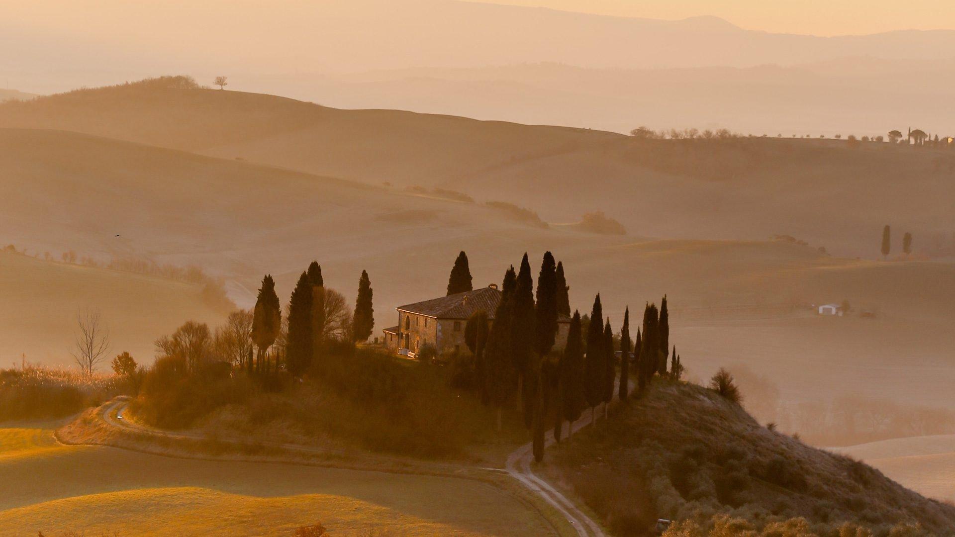 qué agroturismo elegir en La Toscana
