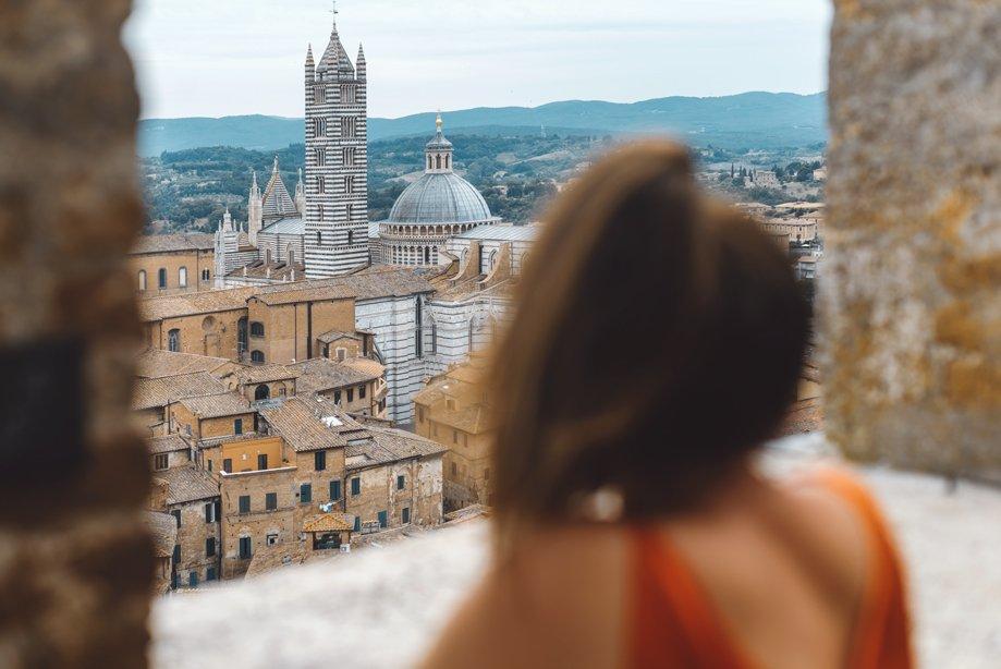 pueblos famosos Toscana