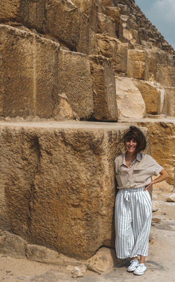 Egipto turismo seguro