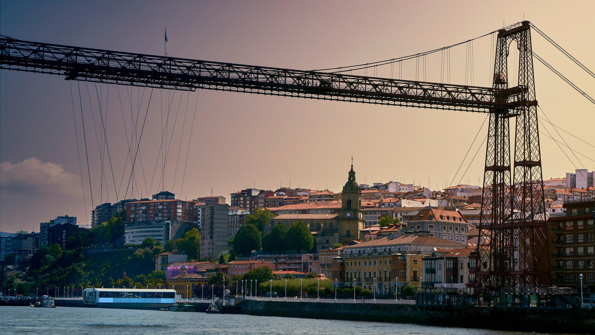 puente vizcaya cómo ir