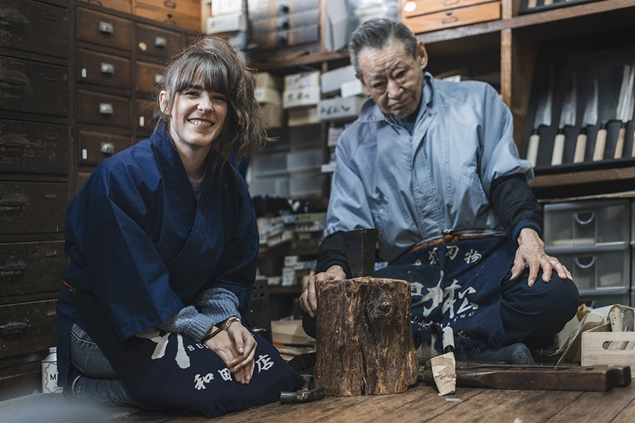 cuchillos japoneses para profesionales